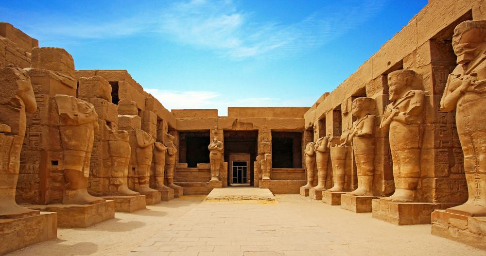 Luxor city 4