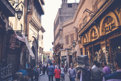 Old Cairo 2